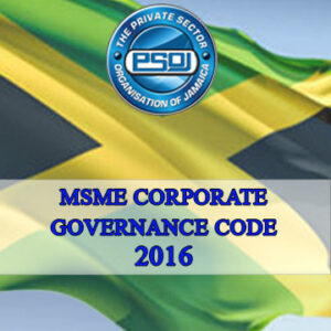 MSME CG Code 2016