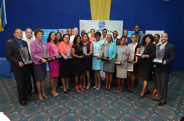 NCB & Scotiabank Tie for First Place in the Private Sector Service