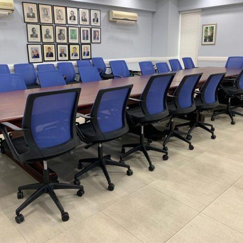 Sam Mahfood board room